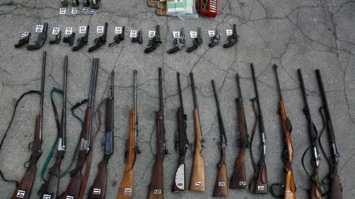 KULA: Uhapšen zbog šverca oružjem
