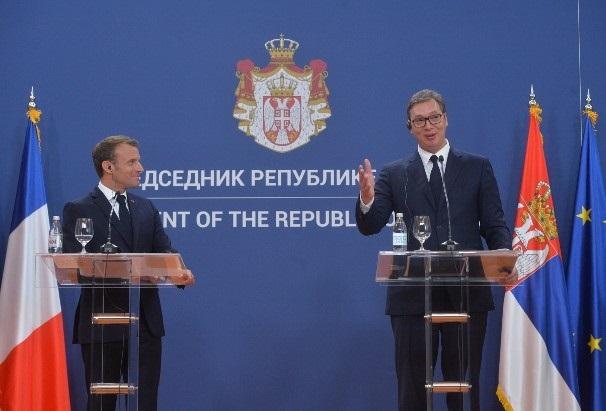 POSETA: Zašto se Makron nije sastao sa srpskom opozicijom?