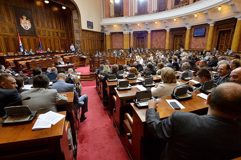 SKUPŠTINA SRBIJE: Opozicija pita – dokle će Vlada da toleriše crnogorske provokacije?