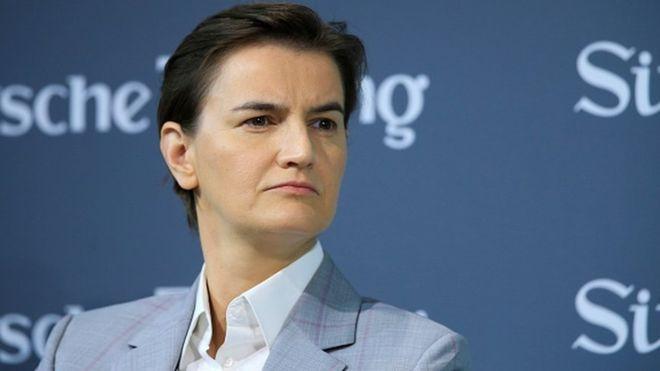 LEPO: Brnabićeva osudila napade upućene novinarki N1