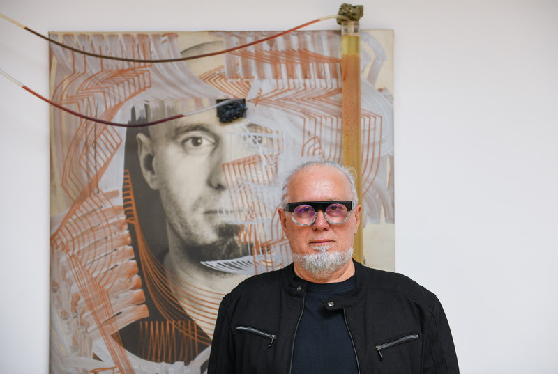 MSUB: Razgovor sa umetnikom Draganom Ilićem
