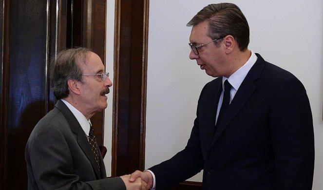 KONFERENCIJA ZA MEDIJE ALEKSANDRA VUČIĆA: Kosovo i Oliver – večita tema!