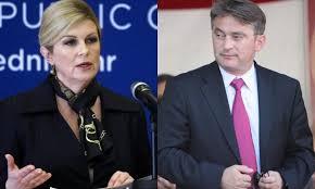 HRVATSKA – BIH: Komšić odgovara predsedniici Hrvatske