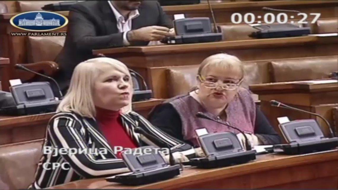SKUPŠTINSKE SVAĐE: Radikali i dalje kleveću ministre!