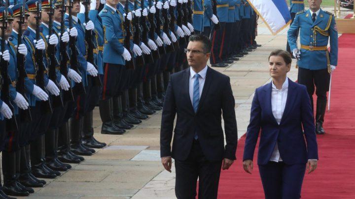 SLOVENIJA – SRBIJA: Nikada bolji odnosi!