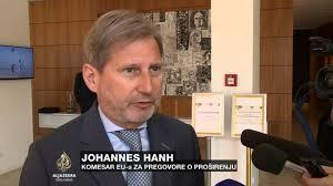 KOMESAR HAN: Srbija da prekine s inicijativom za povlačenje priznanja Kosova