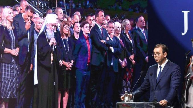 PORUKA IZ KRUŠEDOLA: Srbi se ujedinjuju