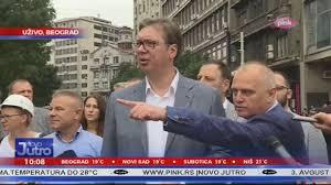 BEOGRAD -TRG REPUBLIKE: Vučić potvrdio – 1. septembar – kraj radova!