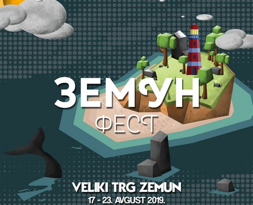 LETO U ZEMNU: Otvoreni festival – Zemunfest od 17. do 23. avgusta!