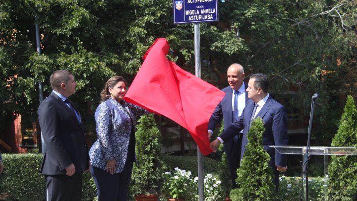 SRBIJA – GVATEMALA: Beograd dobio ulicu gvatemalskog nobelovca Migela Anhela Asturijasa
