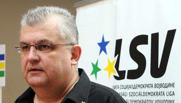 LSV: Vlada Srbije da prestane sa finansiranjem Milorada Dodika