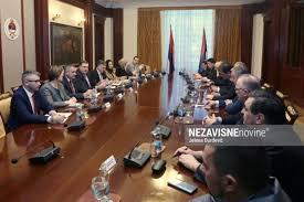 KONSULTACIJE: Dodik dovodi parlamentarce iz RS kod Vučića
