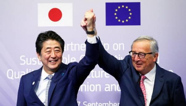 EU – JAPAN: Potpisan infrastrukturni sporazum o povezivanju Evrope i Azije