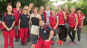 CRVENI KRST SRBIJE: Tajšmajdanski park – Državno takmičenje u pružanju pomoći