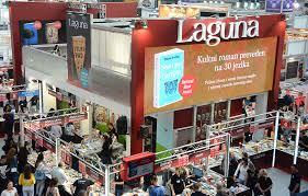 NAGRADE NA SAJMU KNJIGA : Izdavač godine – Laguna iz Beograda