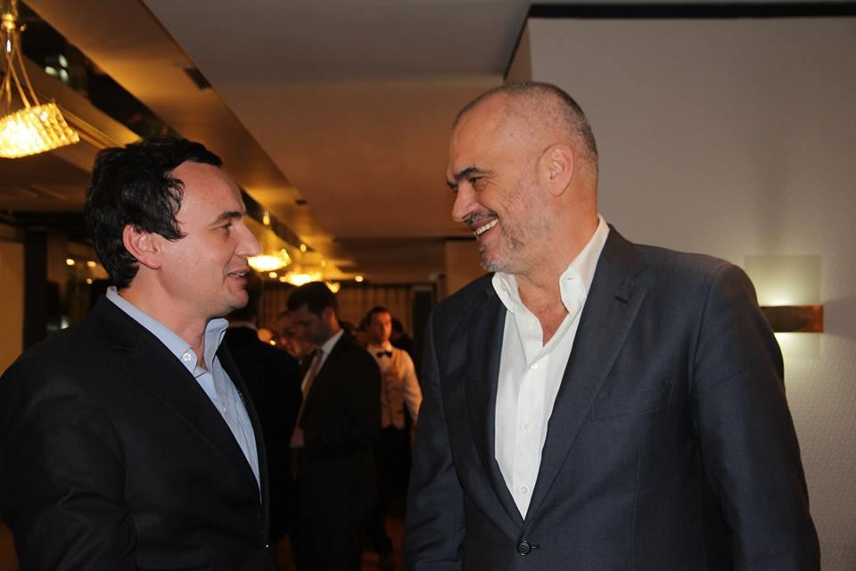 PLANOVI BUDUĆEG PREMIJERA KOSOVA: Želi federaciju sa Albanijom