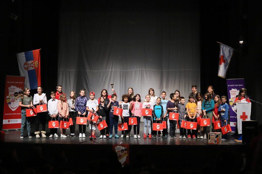 CRVENI KRST SRBIJE: Dečji  Festival pozorišnih predstava