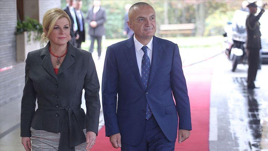 HRVATSKO ALBANSKI ODNOSI: Kolinda Grabar Kitarović – Albanci su nam bili prijatelji u vreme Domovinskog rata