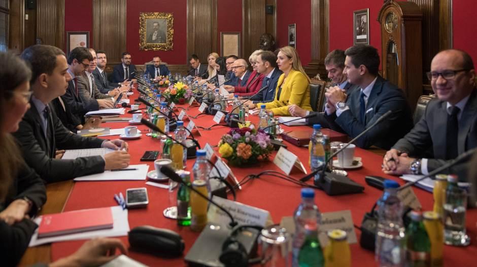 MMF: Počeli razgovori u NBS
