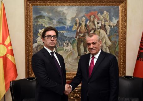 STEVO PENDAROVSKI PREDLAŽE: Samit balkanskih država o proširenju EU