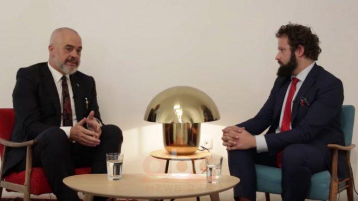 EDI RAMA ZA TV KLAN: Ako Kurti postane premijer sa njim će Srbija morati da razgovara