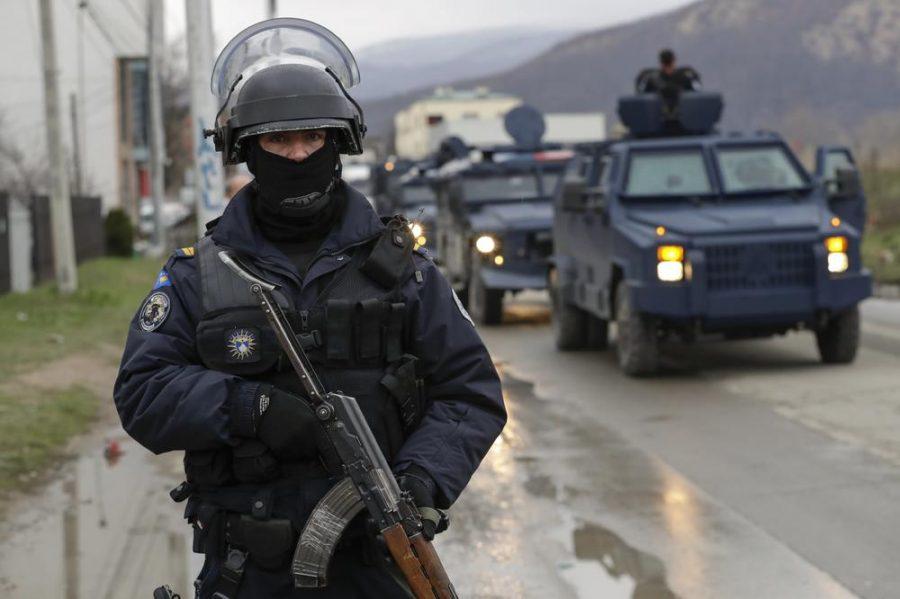 SEVER KOSOVA: Upala Rosu