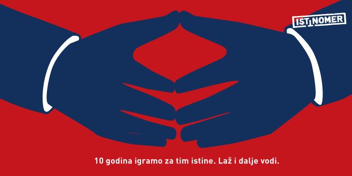 Da se ne lažemo: Deset godina Istinomera