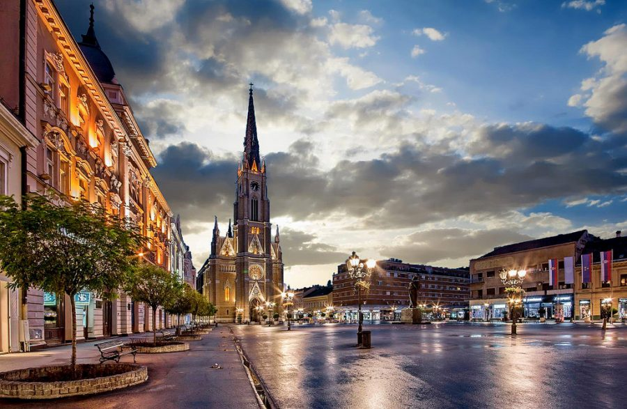 Novi Sad: Okrugli sto omladinskih prestonica Evrope i Afrike