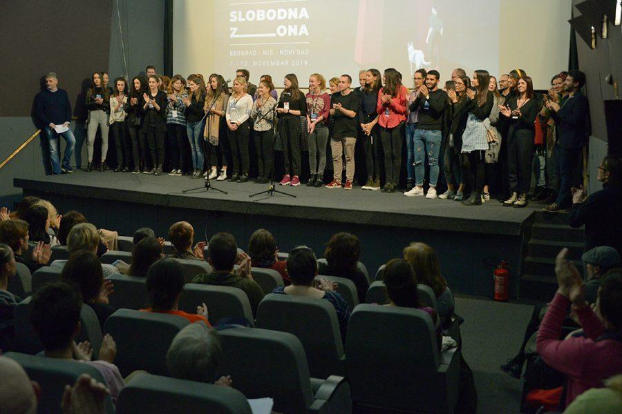 """15 FILMSKI FESTIVAL """"SLOBODNA ZONA"""": Pobednici"""
