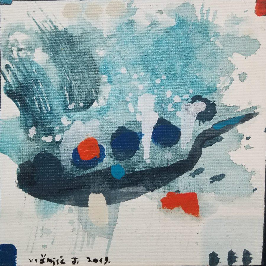Art – kafe galerija Beti Ford: izlaže Jasna Višnjić