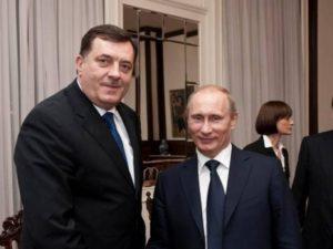 Dodik za TASS: Uvek sam se osećao sjajno u Rusiji!