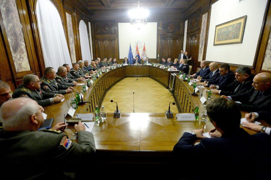 Sastao se Savet za nacionalnu bezbednost: Stari snimak uzbunio Srbiju!