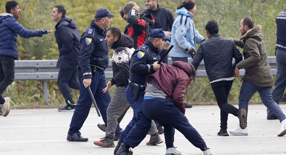 Mreže nevladinih udruženja: Hrvatska ima podrume za mučenje migranata
