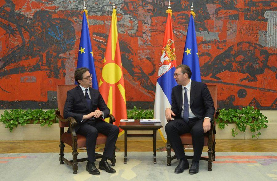 Predsednik Severne Makedonije gost Beograda: Bezrezervno prijateljstvo dva naroda