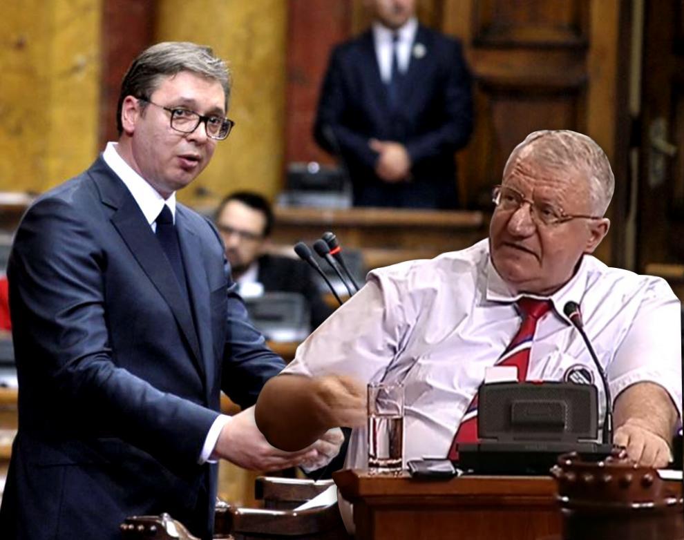"""Vojislav Šešelj: Učešće Kosova u """"Malom Šengenu"""" je implicitno priznanje nezavisnosti"""