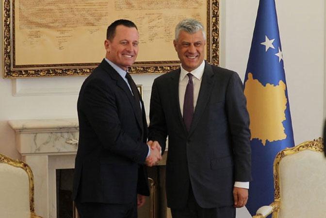 """Poruka ambasadora Grenela: Nema """"Mini-Šengena"""" bez Kosova"""