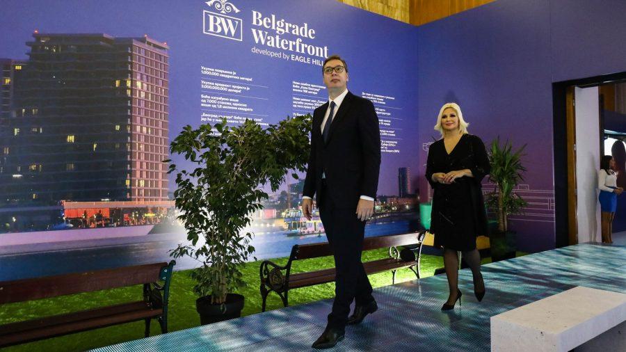 """Na kraju godine: Izložba """"Srbija 2019 -godina infastrukture"""""""