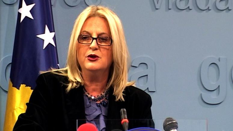 Edita Tahiri zvecka oružjem: ukoliko Srbija ne prizna Kosovo dogodiće se rat!