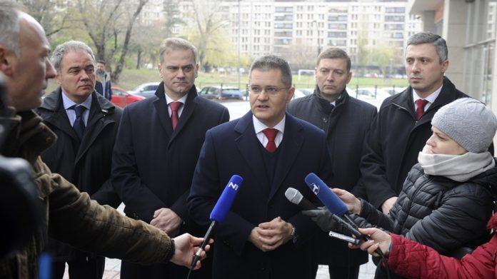 Nedeljnik: O čemu je deo opozicije razgovarao sa evroparlamentarcima?