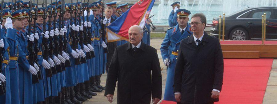 """Gost Aleksandra Vučića – predsednik Belorusije Lukašenko poručio u Skupštini: """"Ne glasajte za opoziciju""""!"""