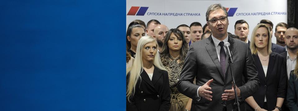 Sednica Glavnog odbora SNS: Vučić hoće da ode – a oni ga mole ga da ostane!