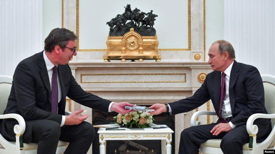 Ljubljansko Delo: Početak udaljavanja Srbije od Rusije!?