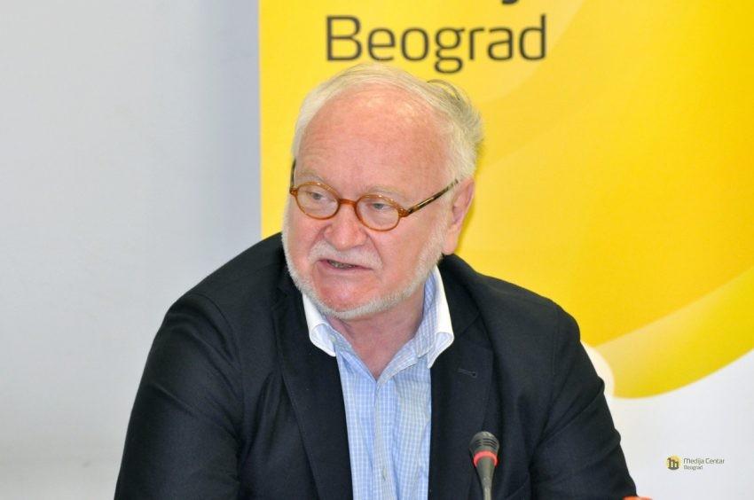 Žarko Korać za podgoričku Pobjedu: SPC je najveći problem Crnoj Gori