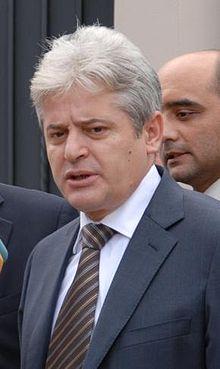 Severna Makedonija: Ali Ahmeti – odbio sam podelu!
