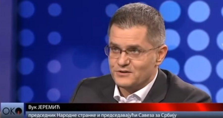 """Vuk Jeremić: Vučić i Đukanović """"saučesnici"""" u događajima oko SPC u Crnoj Gori"""