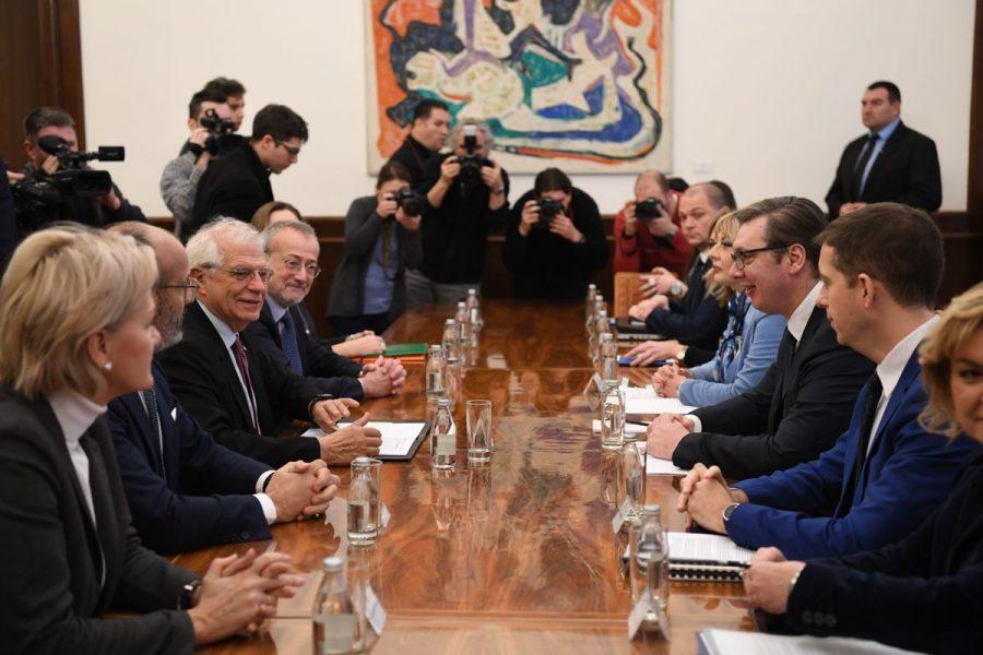 EU Borelj: SAD ne mogu same da reše probleme Kosova