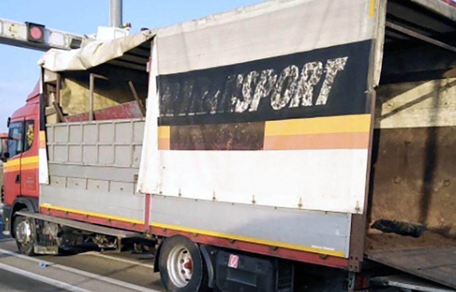 Šverc cigareta: Prevozio 30.000 paklica!