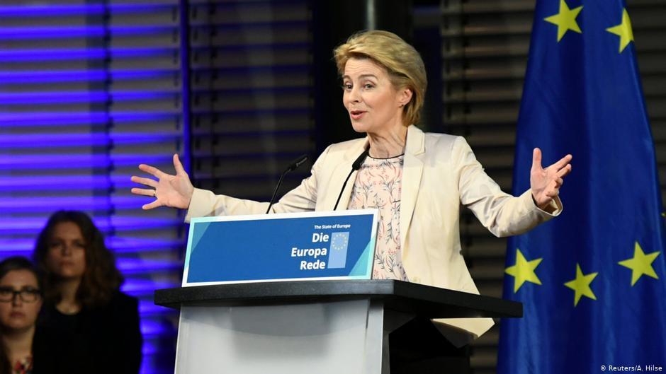 Ursula fon der Lajen: S. Makedonija i Albanija ispunile uslove EU