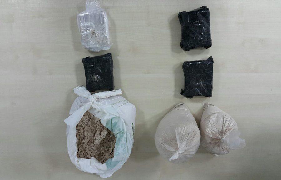 Kriminal: Policija zaplenila kilogram heroina