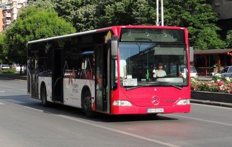 Skopje – borba protiv zagađenja: Besplatan gradski prevoz – skuplje parkiranje!